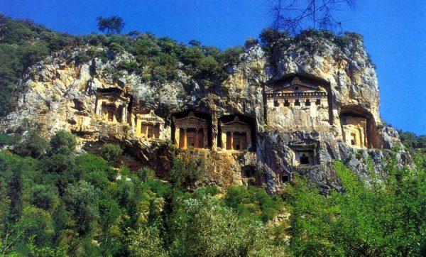 Ликия, Турция