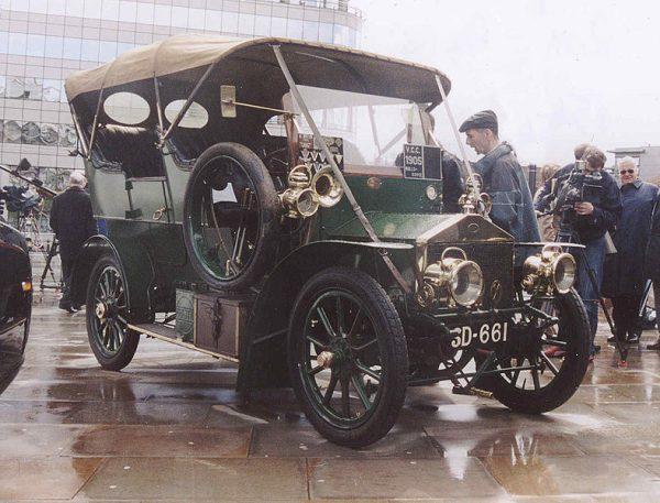 Редкие классические автомобили