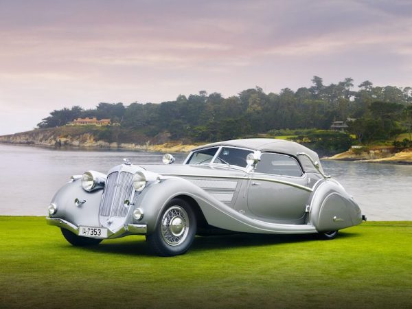 1937 Horch 853 Voll & Ruhrbeck