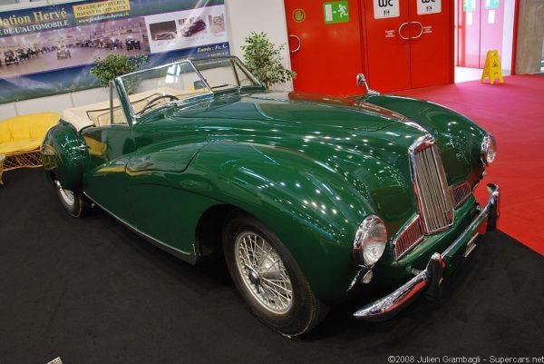 Aston Martin DB1 - 15 проданных моделей.