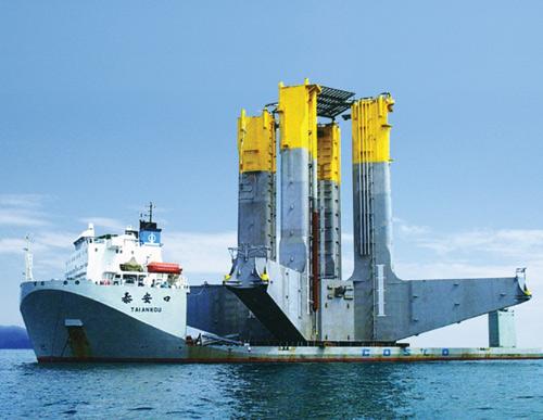 транспортировка больших грузов