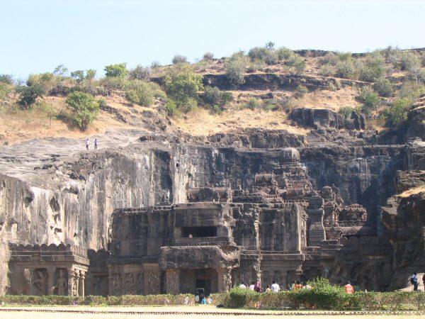 Эллора, Индия