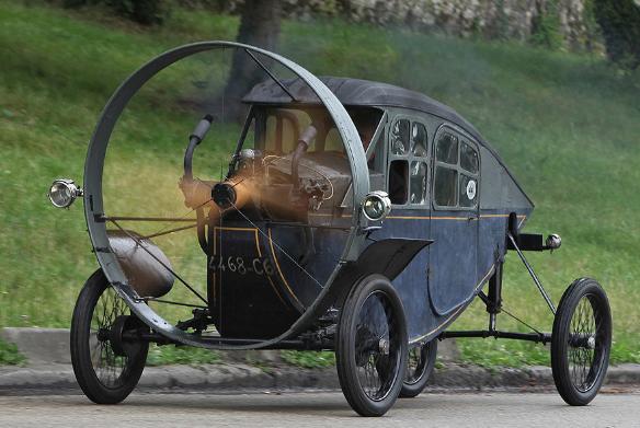 редкие ретроавтомобили 1913 Helica