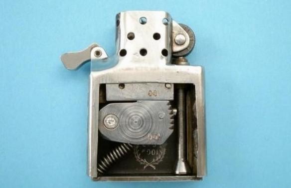 Шпионские устройства пистолет-зажигалка