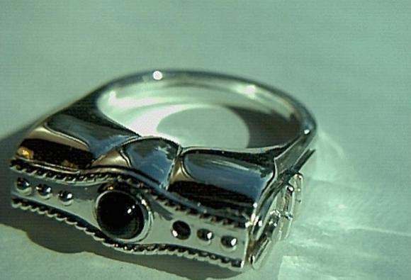 шпионское кольцо