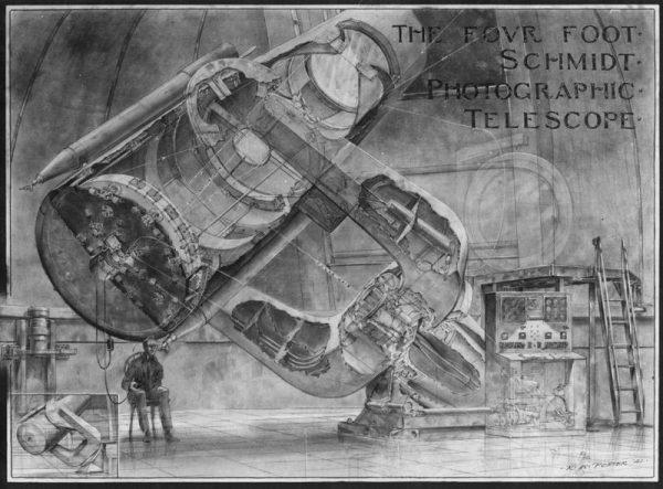 Телескоп Паломарской обсерватории