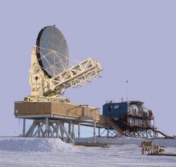 Телескоп South Pole