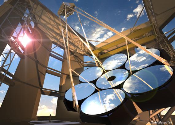 Магелланов Телескоп