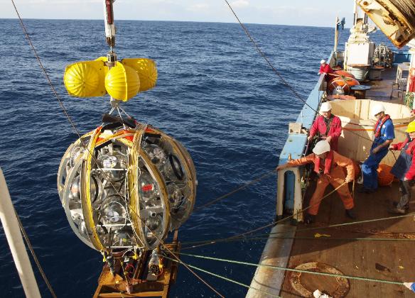 Подводный телескоп