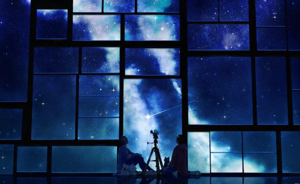 современный телескоп