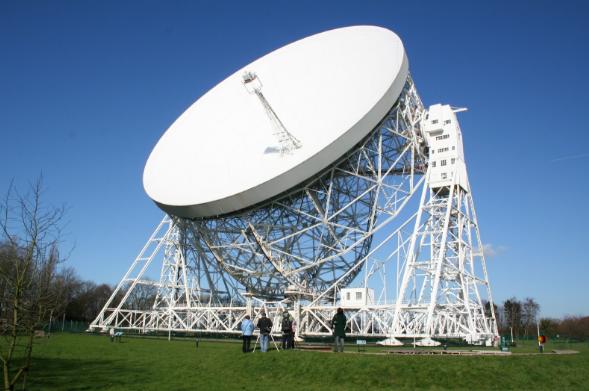 Телескоп Jodrell Bank