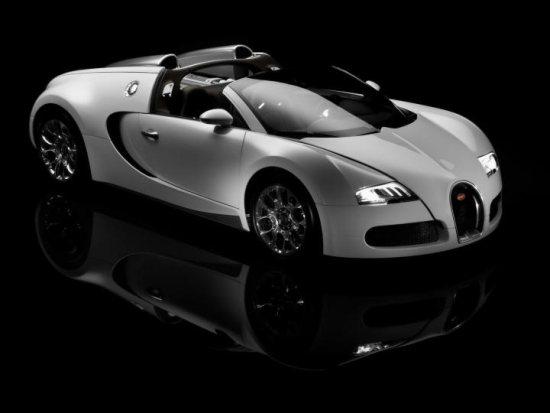 Bugatti Veyron 16.4 Grand Sport – $2.000.000