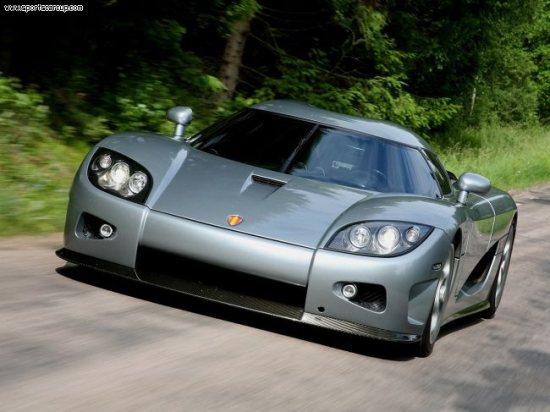 Koenigsegg CCX – $1.100.000