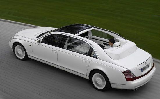 Maybach Landaulet – $1.400.000