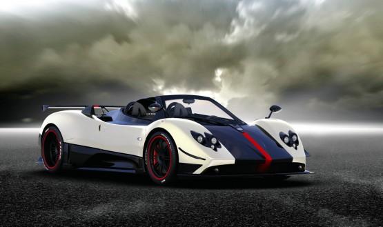 Pagani Zonda Cinque Roadster – $1.800.000
