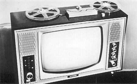 первый видеомагнитофон