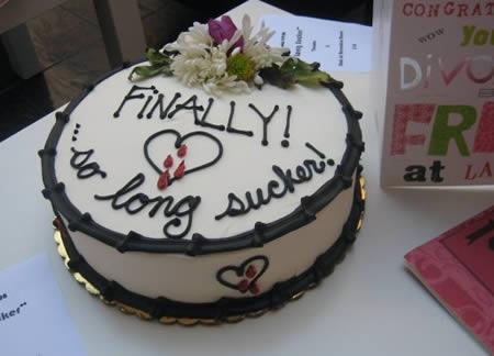 финальный торт для тебя