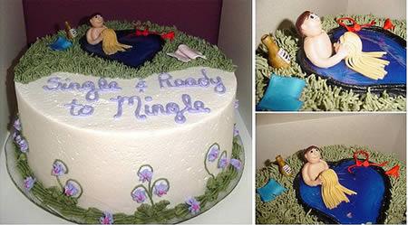 торт Свободная жизнь!