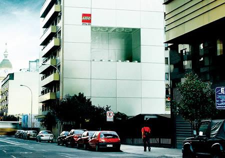 реклама на сооружениях