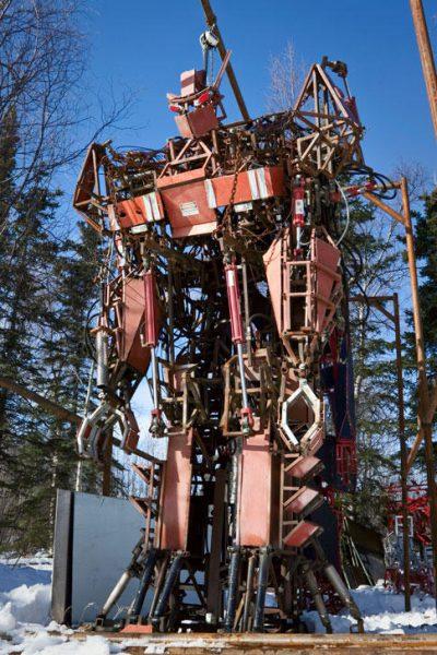 6-метровый робот