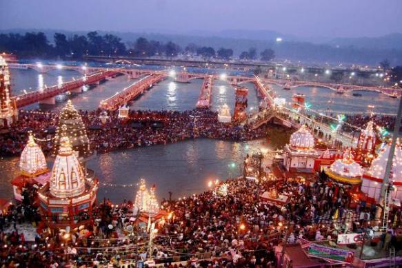 Праздник Кумбха Мела