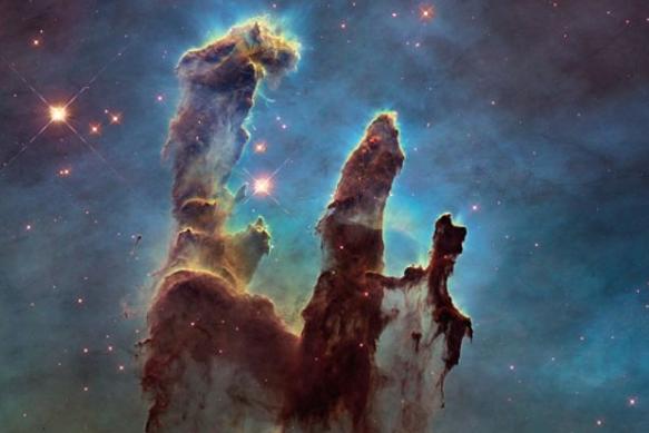 снимки телескопа хаббл Альфа Центавра
