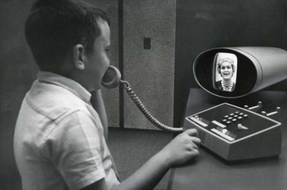 видеотелефон модель 1964 года