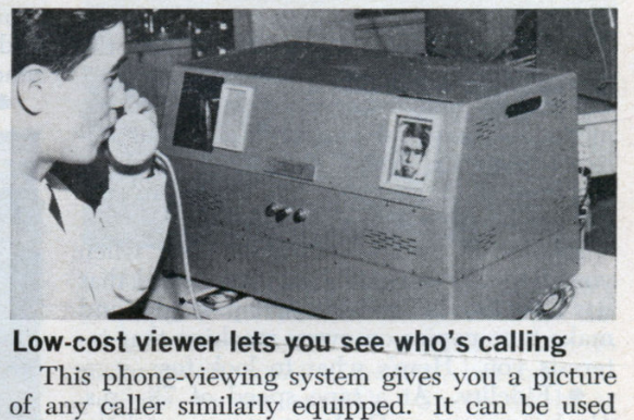 видеотелефон Тошиба