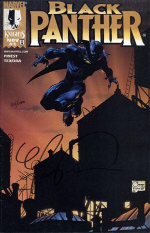 Чёрная Пантера (Black Panther)