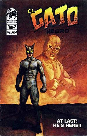 Чёрный Кот (El Gato Negro)