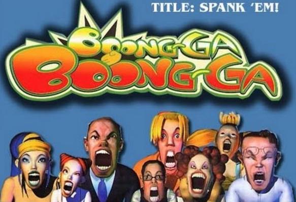 Бунга-бунга (Boong Ga Boong Ga)