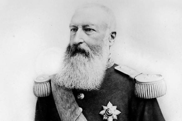 Король Бельгии Леопольд Второй