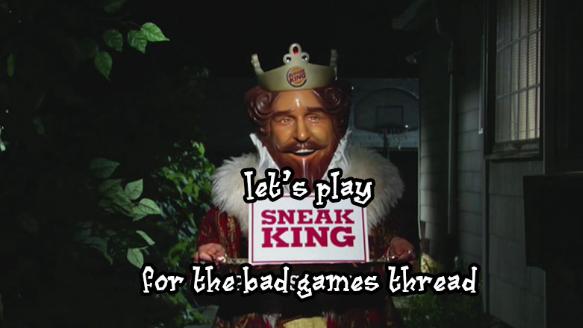 Крадущийся король (Sneak King)