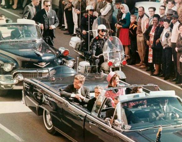 Убийство Джона Ф. Кеннеди