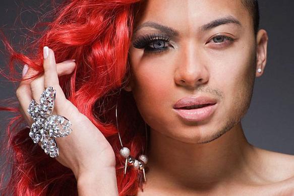 транс-женщина