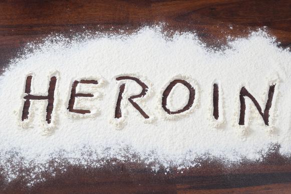 виды наркотиков героин