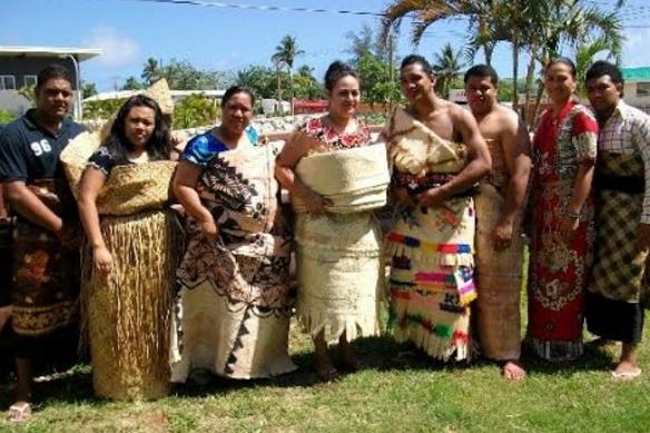 женщины острова Тонга