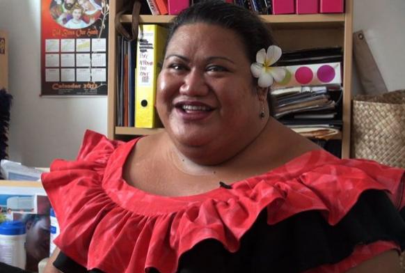женщины Самоа
