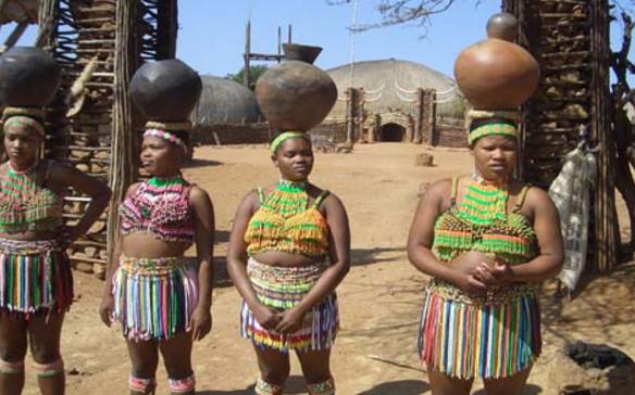 женщины Южной Африки