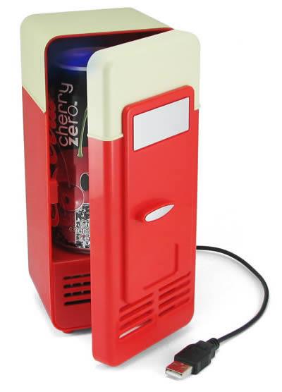 USB охладитель напитков