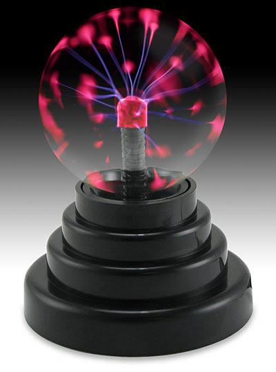 USB плазменный шар
