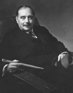 Писатели Предсказавшие Будущее Герберт Уэльс (1914)