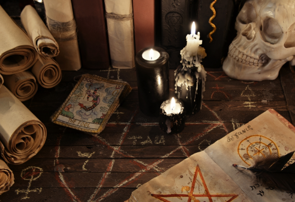 необычные соцсети Pagan Space