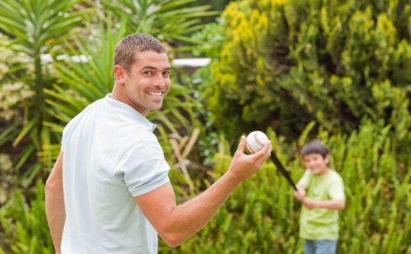 обязанности настоящего мужчины учить своих детей