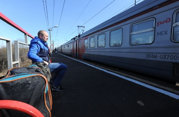 хобби наблюдатель поездов