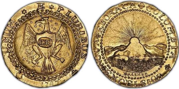 Брашер Дубон 1787 года
