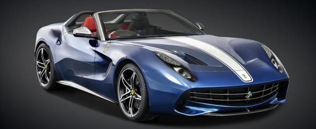 Ferrari F60 America Самые дорогие машины в мире
