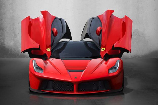 Ferrari La Ferrari Самые дорогие машины в мире