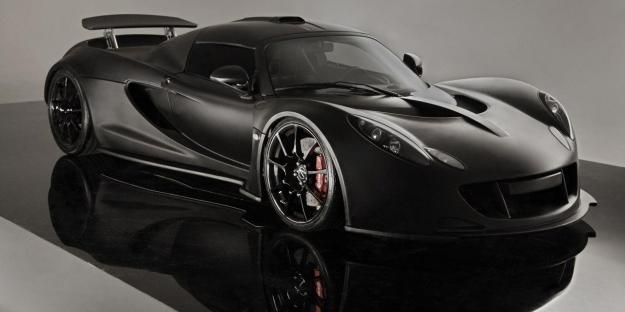 Hennessey Venom Самые-дорогие машины в мире