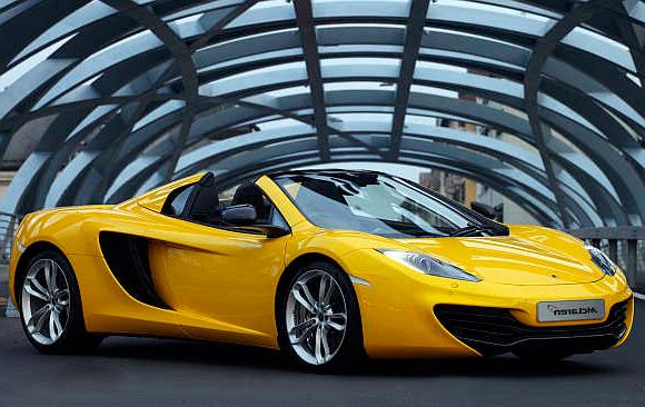 макларен самые крутые красивые машины